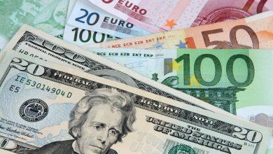 Photo of На торгах 7 июля доллар и евро подорожали, российский рубль подешевел