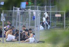 Photo of За сутки Литва задержала 110 мигрантов на границе с Беларусью