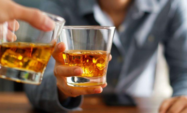 употребление алкоголя, спиртные напитки