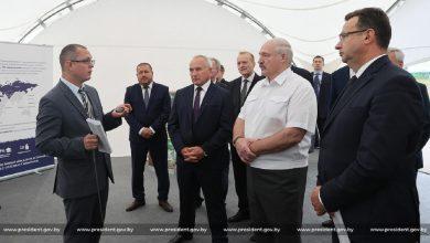 Photo of Лукашенко прервал доклад чиновника и попросил «не ругаться матом»