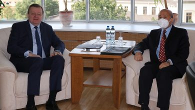 Photo of В МИД обсудили взаимодействие с послом КНР
