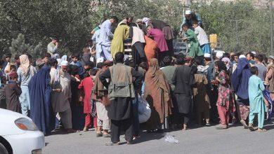 Photo of Великобритания примет около 20 тыс. беженцев из Афганистана