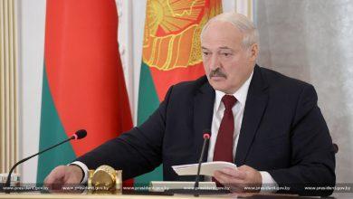Photo of Лукашенко подписал указ о награждении более 60 представителей различных сфер