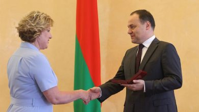 Photo of Головченко вручил государственные награды представителям различных сфер