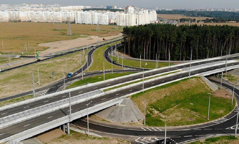 Лукашенко в Гродно открыл автомобильный мост «Восточный»