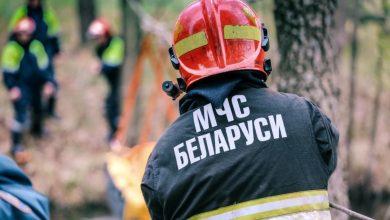 Photo of В Столинском районе по дороге к месту ДТП погиб работник МЧС