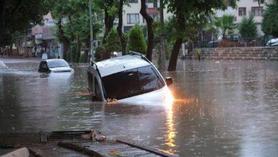 Photo of Число погибших в результате наводнений в Турции возросло до 11