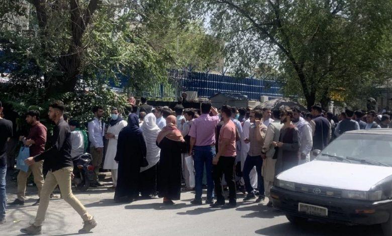 В Кабуле началось массовое бегство горожан