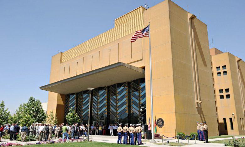 США начали эвакуацию сотрудников посольства в Кабуле