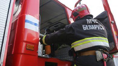 Photo of В одном из цехов БМЗ произошло возгорание