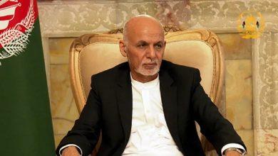 Photo of Президент Афганистана Гани подал в отставку и покинул страну