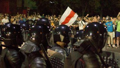 Photo of В те дни на улицах Минска были управляемые беспорядки