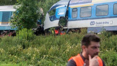 Photo of В Чехии столкнулись пассажирские поезда