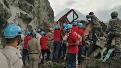 Photo of Более 40 человек оказались под завалами из-за схода оползня в Индии