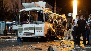 Photo of В Воронеже взорвался автобус