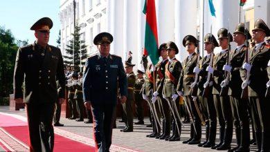 Photo of Хренин пригласил военных Казахстана на учения «Запад-2021»