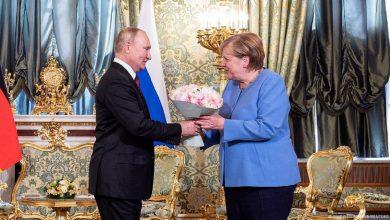 Photo of Путин и Меркель обсудили ситуацию в Беларуси