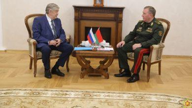 Photo of Хренин и Лукьянов обсудили потенциал военного сотрудничества Беларуси и России