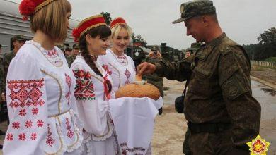 Photo of Российские военные прибыли в Гродно для создания учебно-боевого центра