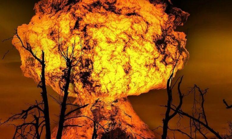Взрыв произошел на территории воинской части на юге Казахстана