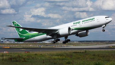 Photo of Iraqi Airways открывает рейсы в Минск ещё из трёх городов Ирака
