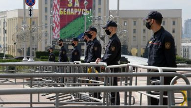 Photo of Милиция Минска: никаких журналистов 9 августа не задерживали