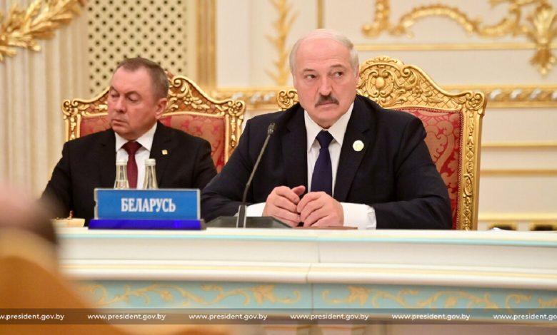 Лукашенко обвинил Запад в неприкрытом лоббизме экономических интересов с помощью санкций