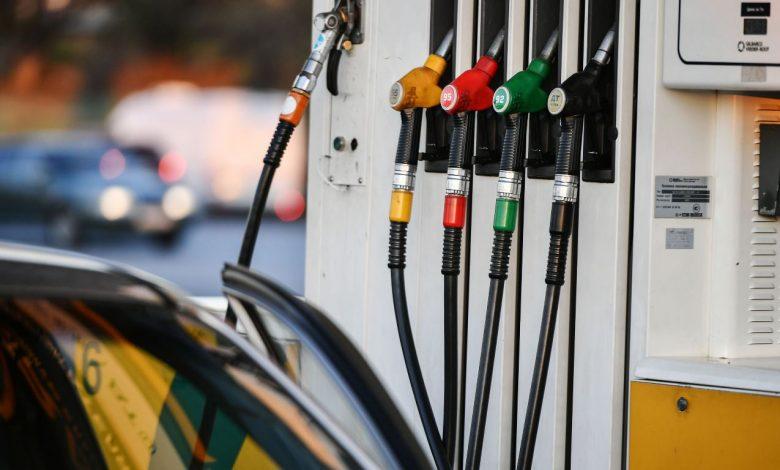 цены на автомобильное топливо, АЗС