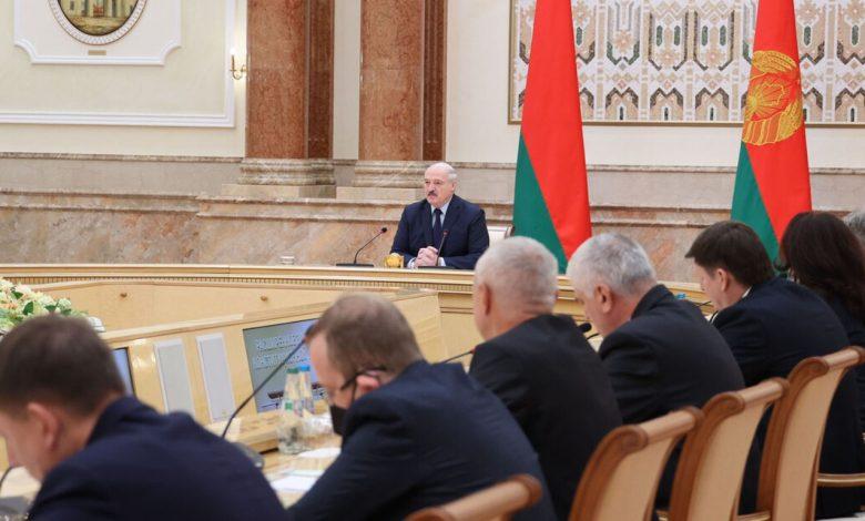 Александр Лукашенко 28 сентября 2021 года принял участие в расширенном заседании Конституционной комиссии