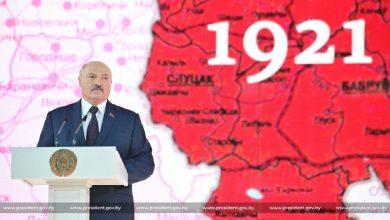 Photo of Лукашенко назвал Белосток и Вильнюс белорусскими землями