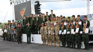 Photo of В Беларуси завершились Международные армейские игры АрМИ-2021