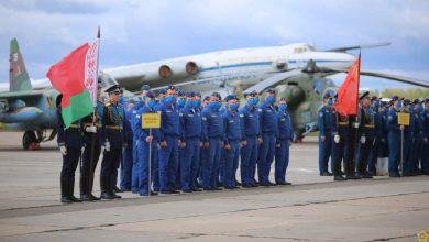 Photo of Белорусские летчики взяли бронзу конкурса АрМИ-2021 «Авиадартс»