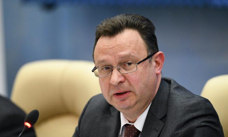 министр здравоохранения Беларуси Дмитрий Пиневич
