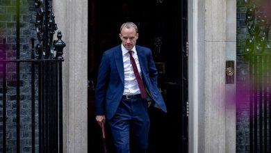 Photo of Главу МИД Британии перевели на должность министра юстиции