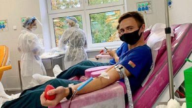 Photo of Курсанты МЧС в День народного единства стали донорами крови
