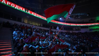 Photo of Александр Лукашенко призывает хранить Беларусь