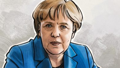 Photo of Меркель назвала кризис с беженцами на границе с Беларусью «гибридной атакой»