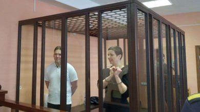 Photo of Колесникову приговорили к 11 годам лишения свободы, Знака — к 10