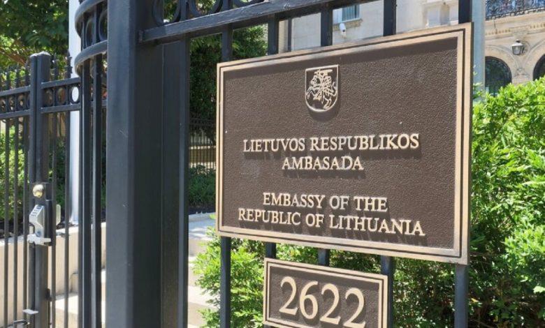 Литва предложила нелегальным мигрантам просить убежища в посольстве страны в Минске