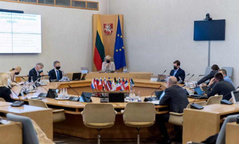 О строительстве забора на литовско-белорусской границе