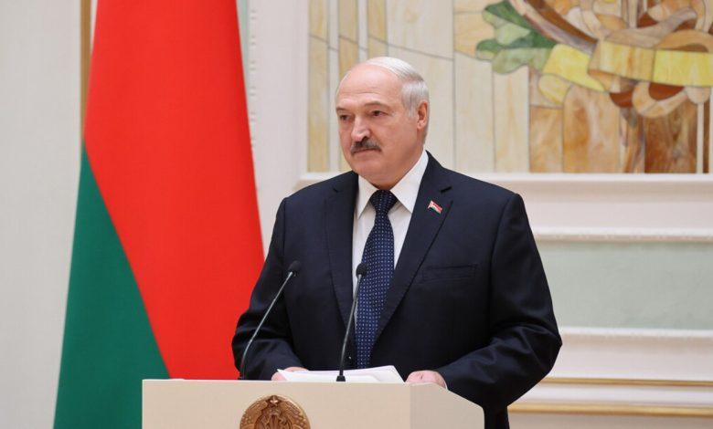 Александр Лукашенко 14 сентября 2021 года вручил государственные награды заслуженным деятелям различных сфер