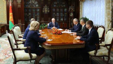 Photo of Лукашенко согласовал назначения в Минкульте, Минэнерго и Минтруда