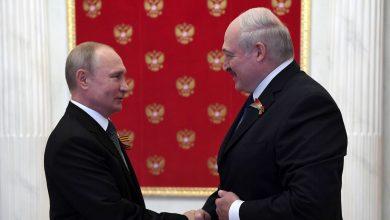 Photo of Лукашенко и Путин 14 сентября провели телефонный разговор