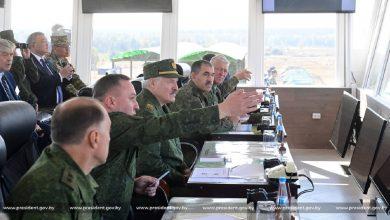Photo of Лукашенко назвал отсутствие наблюдателей на военных учениях мелкотравчатой позицией Запада