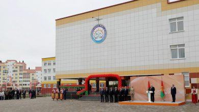 Photo of Александр Лукашенко 1 сентября открыл в Бобруйске новую школу