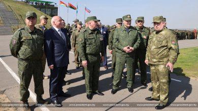 Photo of Мезенцев: готовность к защите границ Союзного государства ни у кого не вызывает сомнений