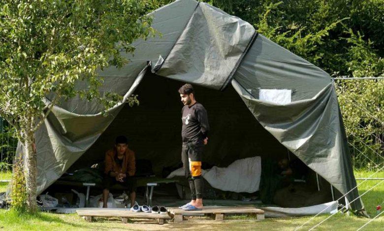 Литва отправит мигрантов зимовать в тюрьму
