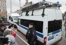 Photo of В Москве завершилась несогласованная акция КПРФ