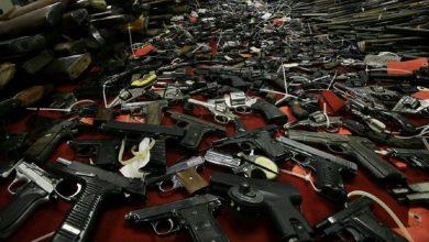 Photo of Свыше 500 единиц нелегального оружия изъяли в Беларуси