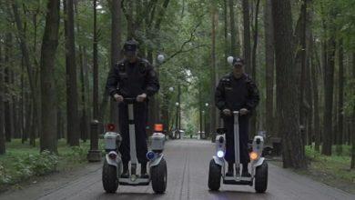 Photo of В Минске милиция начала патрулировать улицы на сегвеях